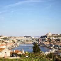D. Luis Bridge Oporto tour