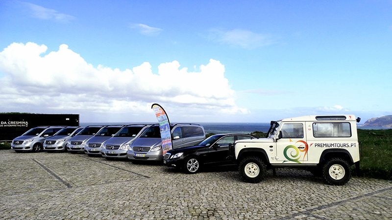 Premium Tours Vehicles