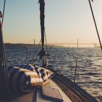 Lisbon with Private Sailing Trip