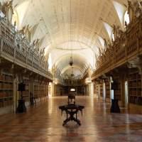 biblioteca de Mafra passeio privado