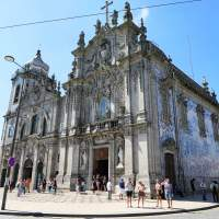 Food tour Porto Igreja do Carmo