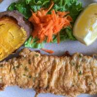 Scabbard fish traditional Madeira food