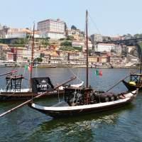Porto - Vista de Gaia rabelos tour