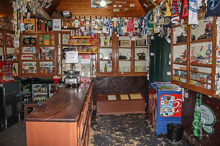 Poncha bar at Madeira