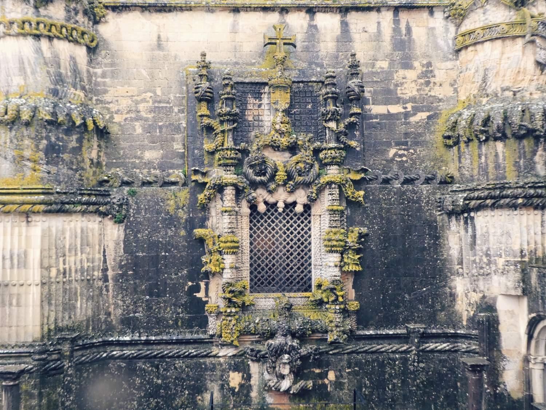 Convent of Christ Window