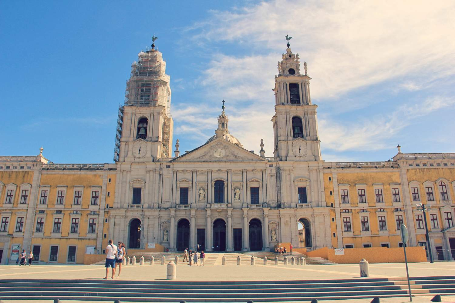 Mafra Palace and Convent