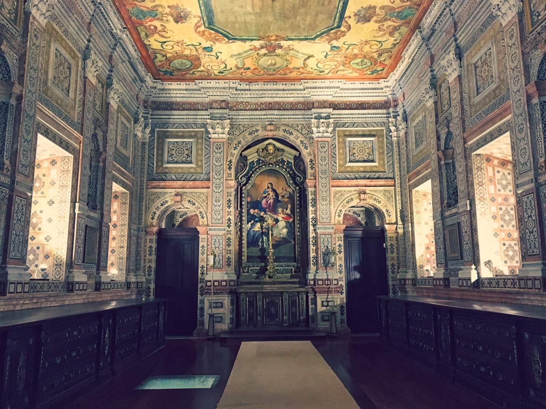 Saint Vincent Monastery Sacristy