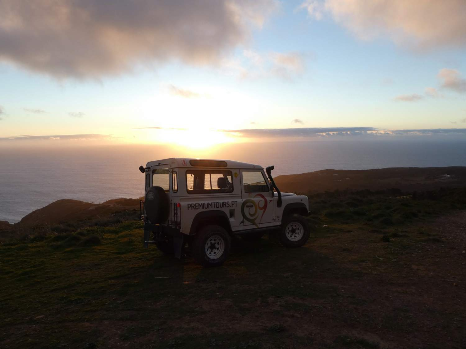 Sintra private jeep tour