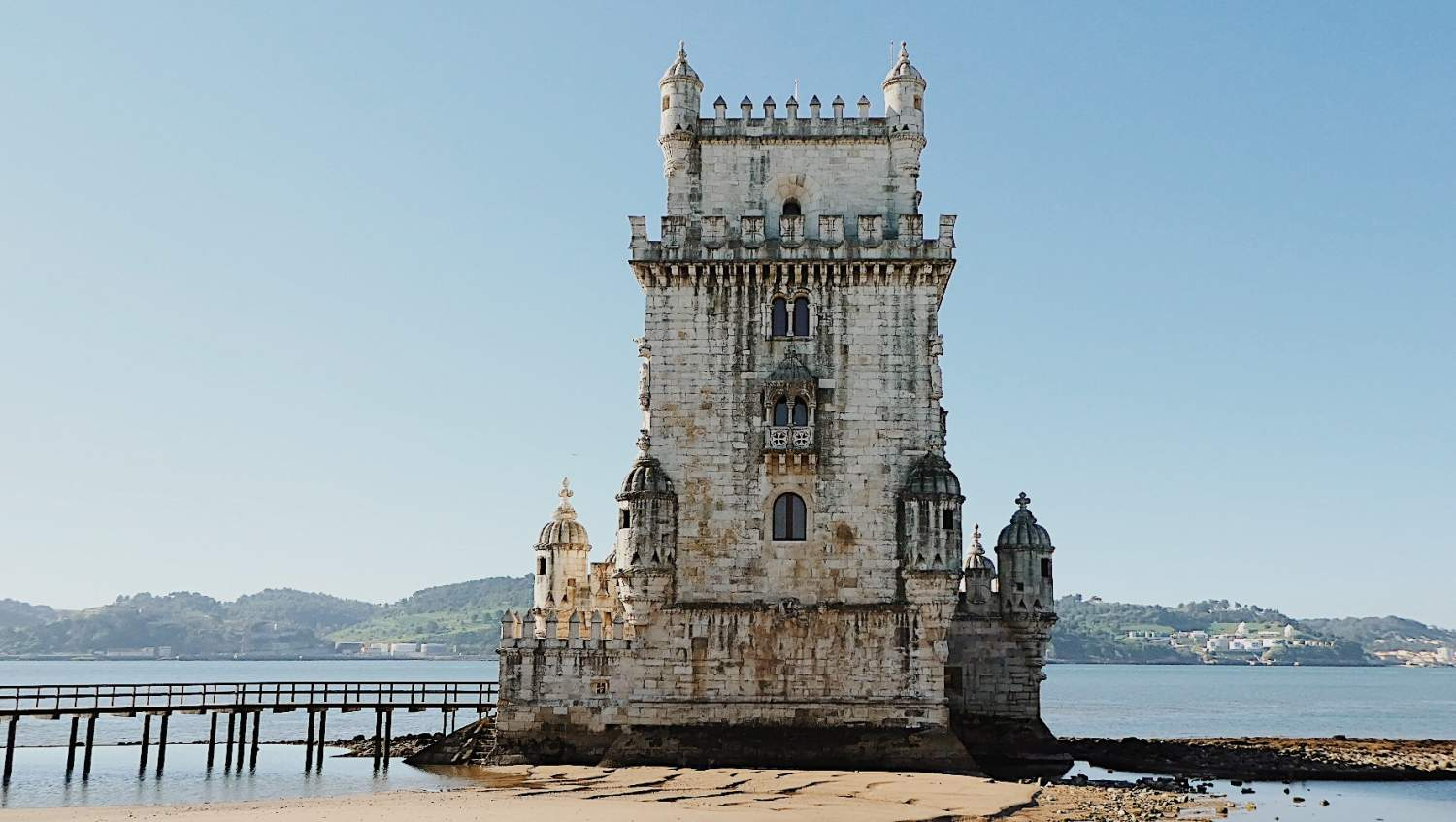 tower of belem lisbon city tour