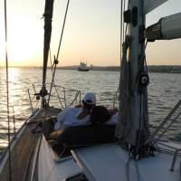 passeios de veleiro pôr do sol