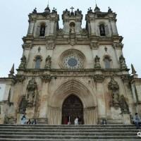 Alcobaça monastery facade