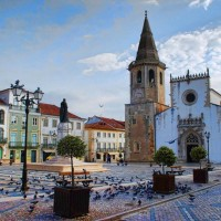 Tomar and Coimbra private tour